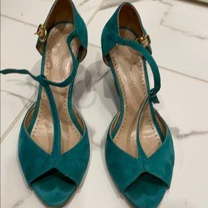 Italian leather sandal